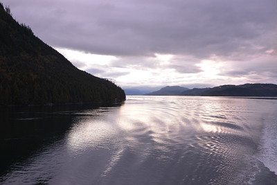 CANADA & ALASKA 2016 Cruise at Sea to Vancouver High Res