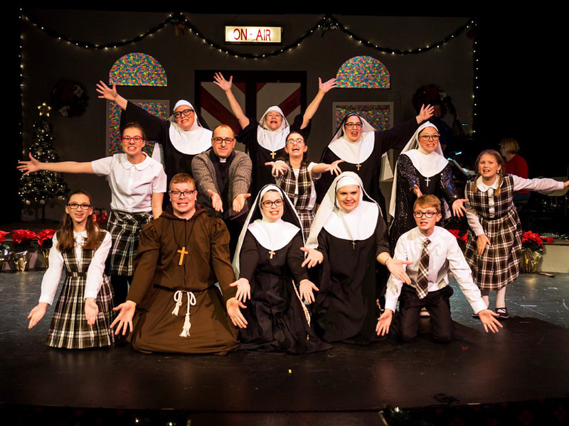 . The cast of �Nuncrackers� shows their spirit. The show continues through Dec. 17 at Cassidy Theatre in Parma Heights. For more information, visit www.cassidytheatre.com. (Ryan Brady-Toomey)