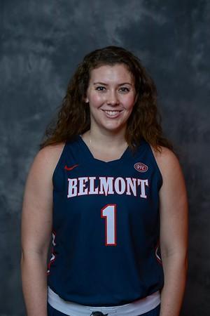 Madison Treece tranfers to Belmont