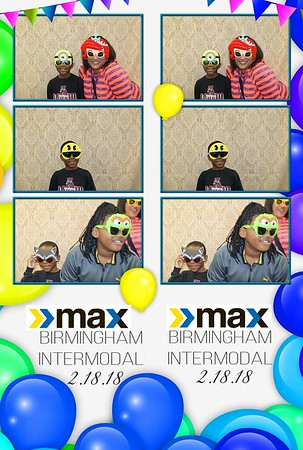 Max Bus Intermodal Opening