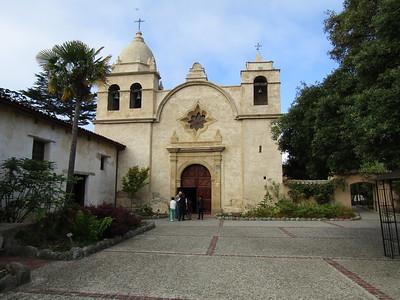 14 - San Carlos Borromeo de Carmelo