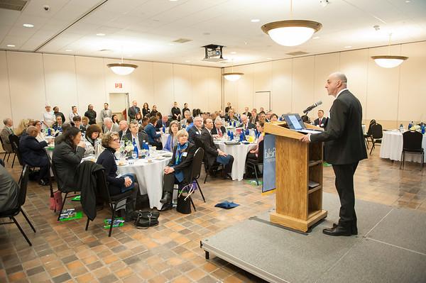 Western Mass Public Higher Education Legislative Breakfast, 2018
