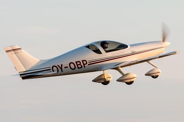 OY-OBP - Aero Designs Pulsar XP 912