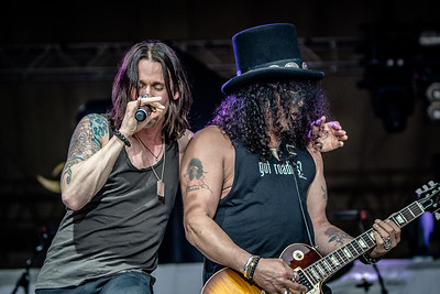 Slash Rockville 2015