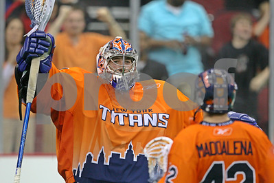 5/9/2009 - East Playoff Final - Buffalo Bandits vs. New York Titans - Prudential Center, Newark, NJ