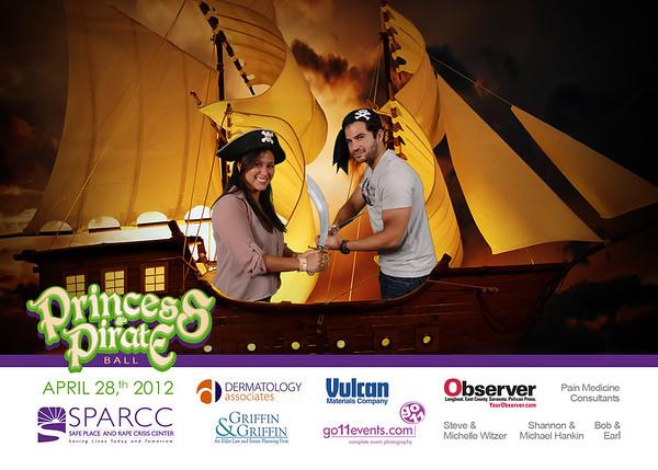 2012 Princess and Pirate Ball