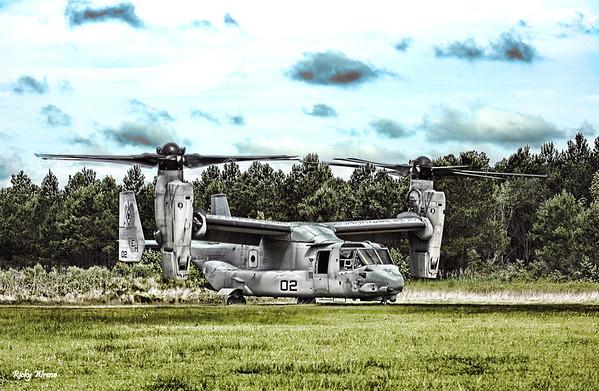 Osprey_Landing