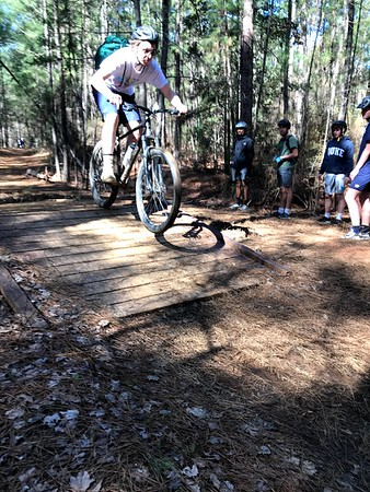 Winterim 2021: Mountain Biking