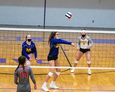 2021 CMHS vs Alton Volleyball