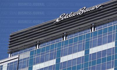 Pictured is Eddie Bauer's current headquarters in Bellevue, Washington