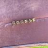 .78-.82ctw Asscher Stud Earrings, in Yellow Gold 21