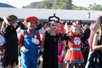 Bernardo Halloween Parade