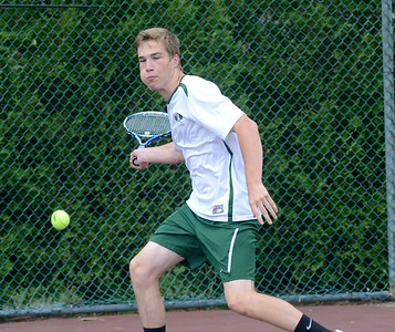 2015 BBA Boys Varsity Tennis Playdown vs Rice photos by Gary Baker