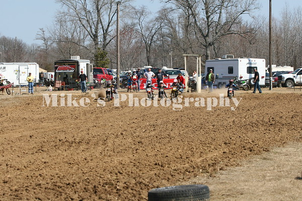 Sherwood MX Saturday Race 8