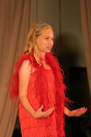 4-5 grade Talent Show