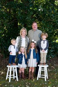 Lanier Family 2018