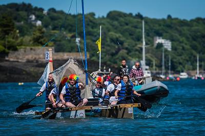 Great Menai Raft Race 2017