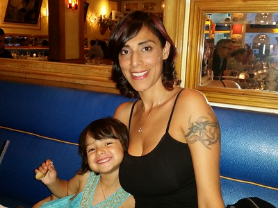 Valentina & I