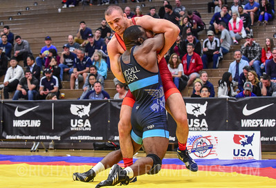 Men's Freestyle Finals