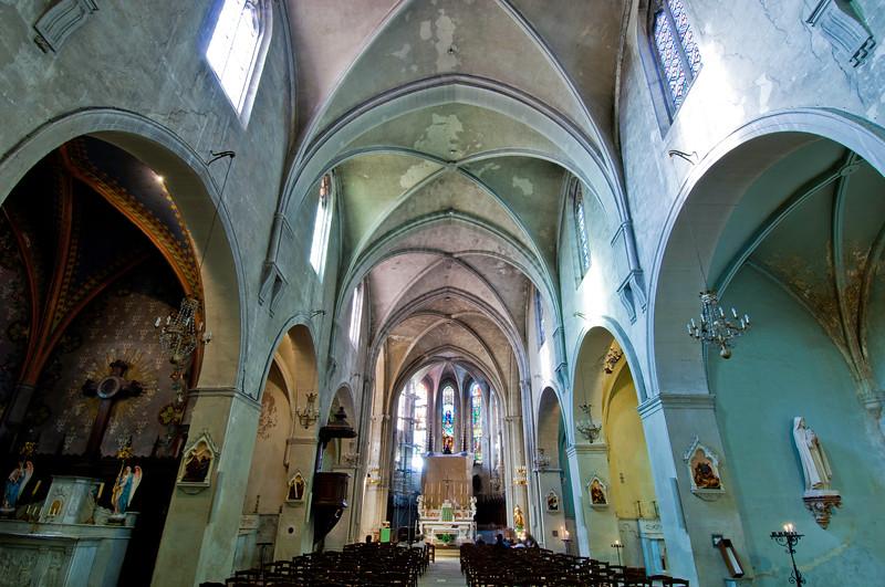 Europe, France, Provence, Carpentras, Notre Dame de la Observance