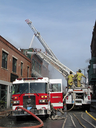 Gloucester - 3rd Alarm March 2011