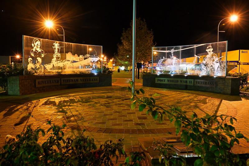 War Memorial Berri