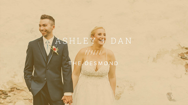 ASHLEY + DAN ////// THE DESMOND