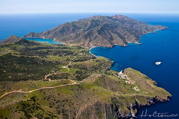 Two Harbors on Santa Catalina Island