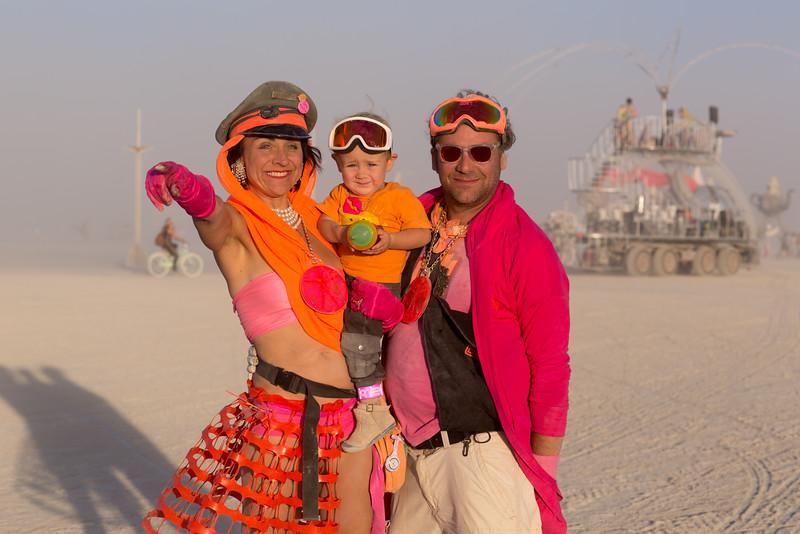 Burner Family