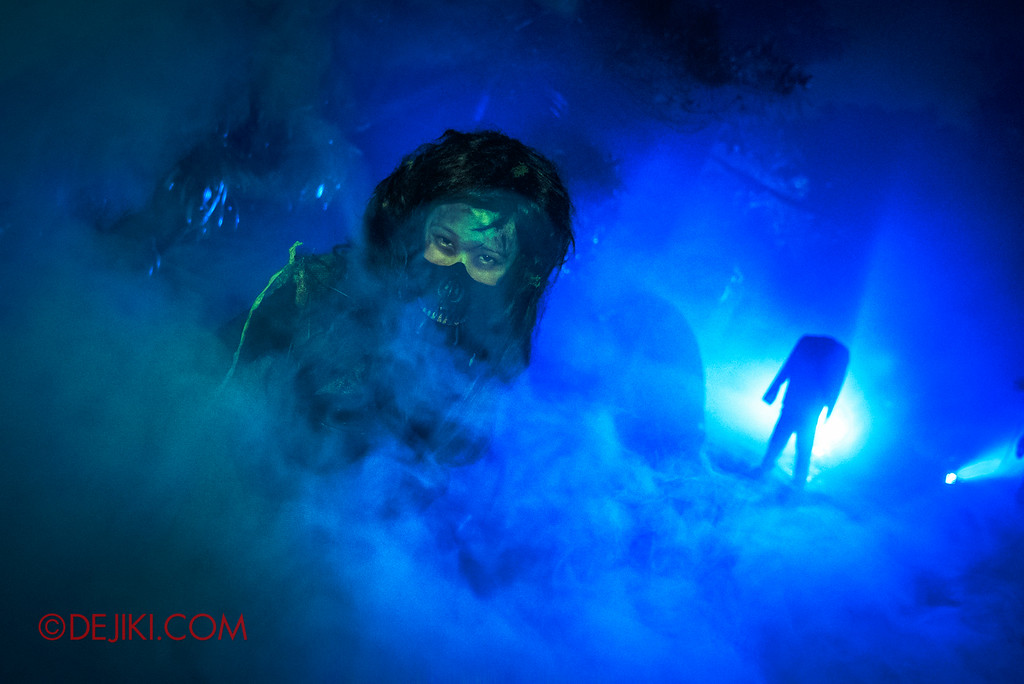 Halloween Horror Nights 6 - Suicide Forest / The Mist