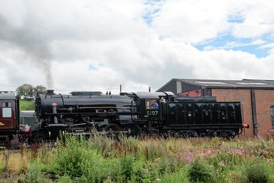 Churnet Valley Railway and Caldon Canal