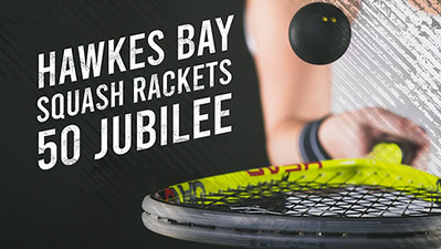 09.07 Hawkes Bay Squash Rackets 50 Jubilee