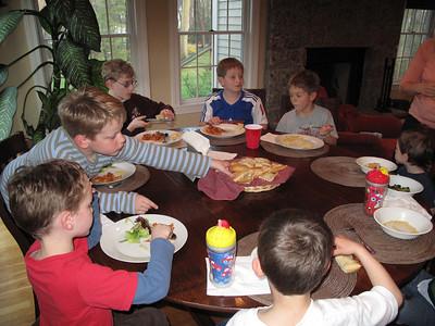 Emma & Margaret Birthday Party April 2011