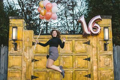 Abby Sweet 16