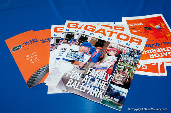 Photo Gallery: Title Town Gator Club 2012