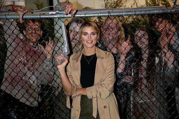 7/2/19 - The Walking Dead - Art Apocalypse - Celebrity Launch