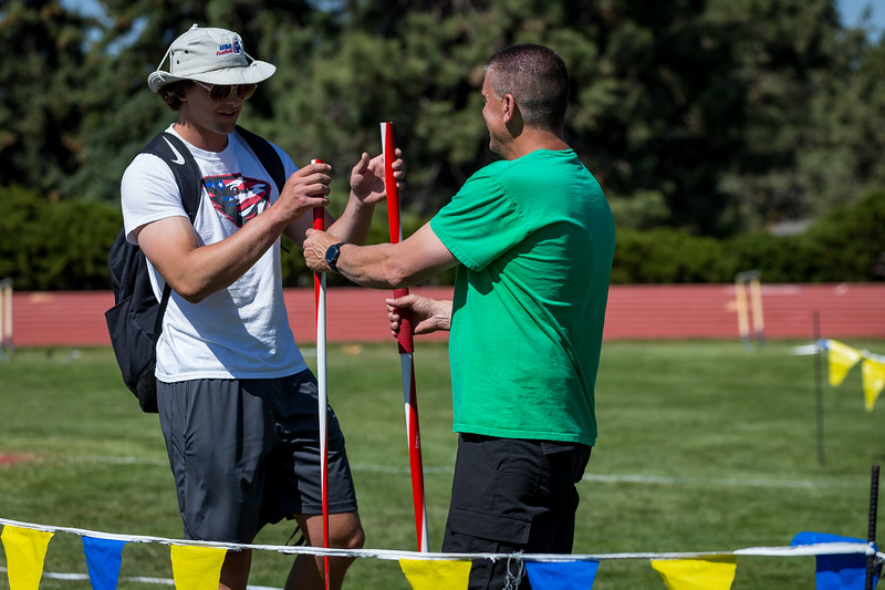 JV Bend city championship track meet