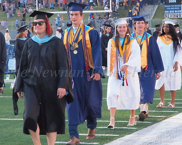 Newnan  Graduation Ceremony 2019
