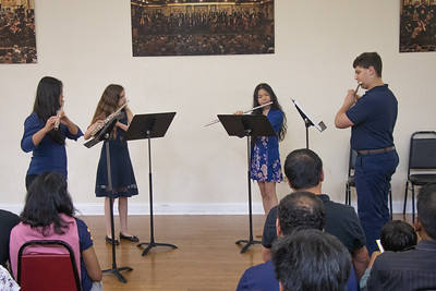 2018 Orchestral Camp Chamber Music