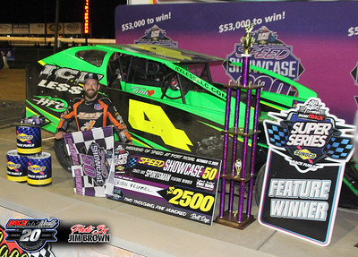 Short Track Super Series Sportsman - Port Royal Speedway - 10/17/20 - Jim Brown