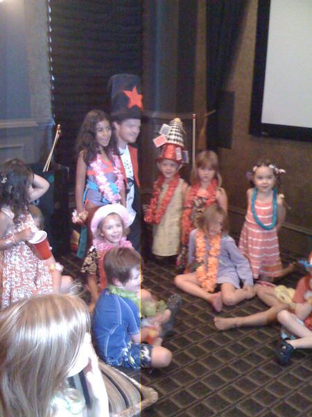 Natacha's Birthday Party