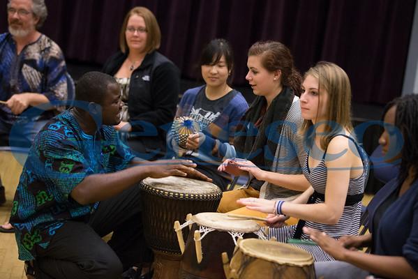 Ghana Project - African Drumming Workshop