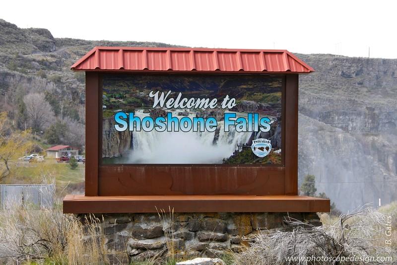 Shoshone Falls and Dierkes Lake - Twin Falls: 2011