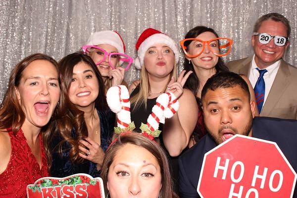 Colorado Clinic Holiday Party 2018