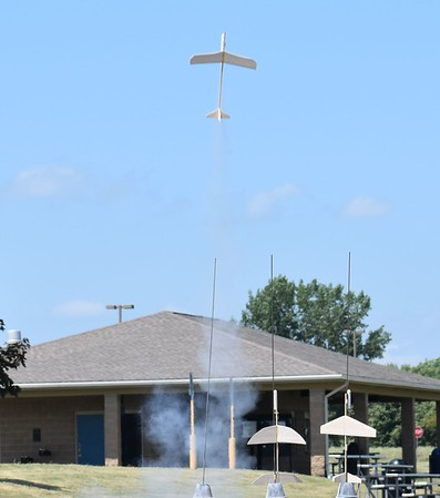 July 19,2019 Spacecamp II launch at Dodds