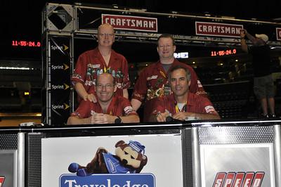 Nascar Pit Crew Challenge - 2009