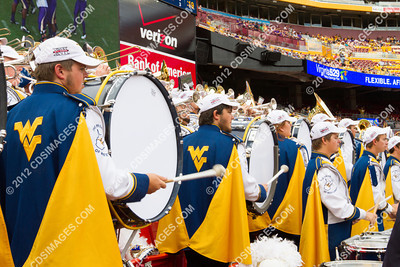 WVU vs JMU - September 15, 2012 - Miscellaneous