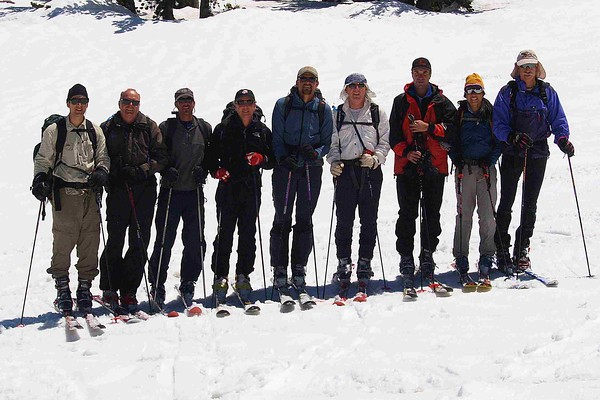 The Norpine Backcountry Group
