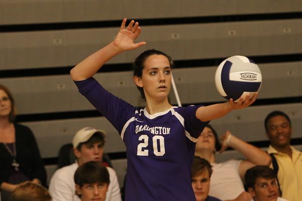 Volleyball Varsity 1 Sept 2015
