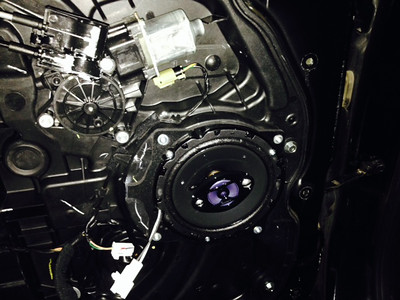 2012 Hyundai Sonata GLS Speaker Installation - USA
